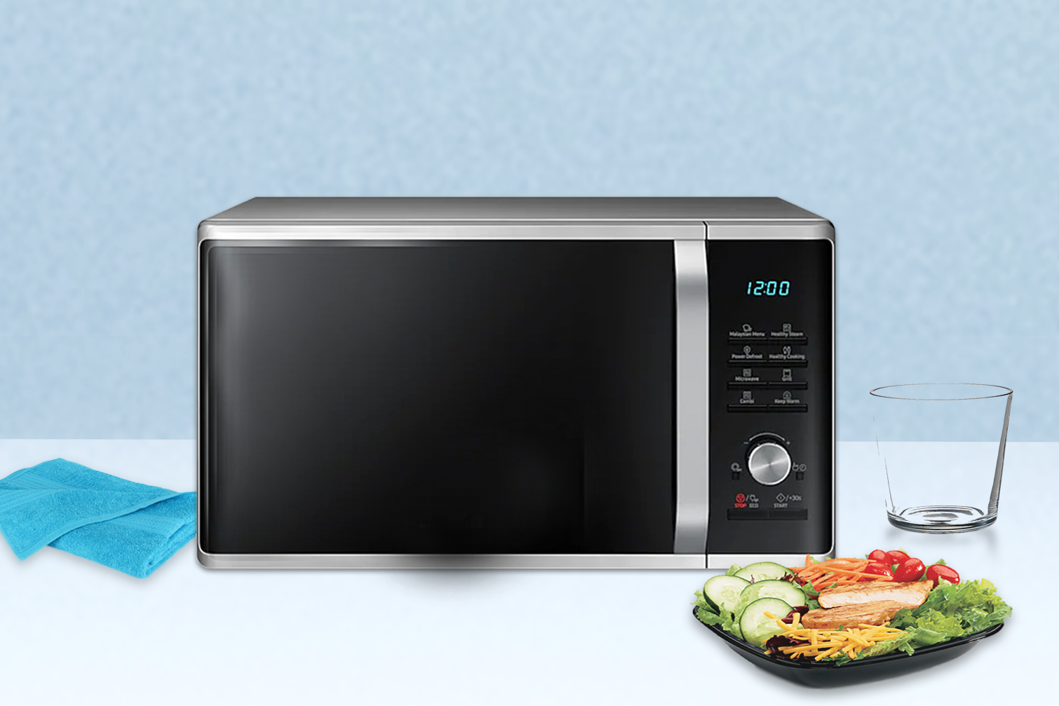 TR Microwave Oven